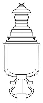 Lampenkopf 32