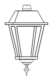 Lampenkopf 51W