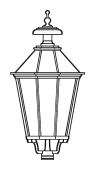 Lampenkopf 60