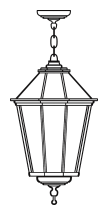 Lampenkopf 61Z