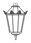 Lampenkopf 70W