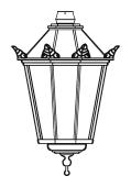 Lampenkopf 71W