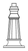 Lampenmast M17