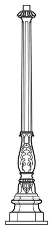 Lampenkopf M31