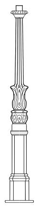 Lampenkopf M35