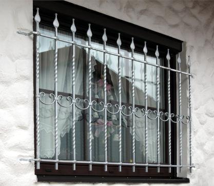 Favorit Fenstergitter als Einbruchschutz | Individuelle Anfertigung auf Maß MH46