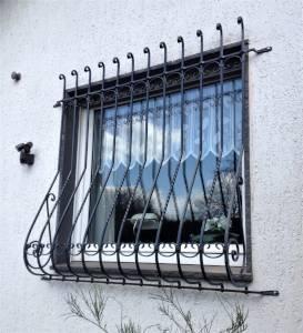 Fenstergitter Paris