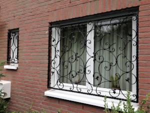 Fenstergitter Toulouse