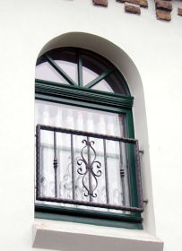Fenstergitter Sonderanfertigung E