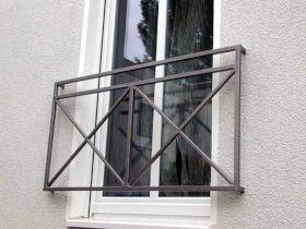 Fenstergitter Sonderanfertigung F