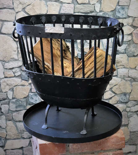 Feuerkorb 3