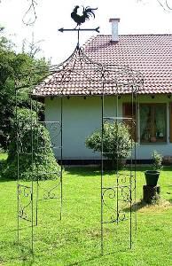 Rankpavillon für Ihren Garten