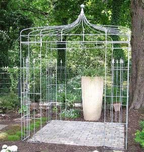 Verzinkter Gartenpavillon 3x3