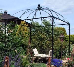 Gartenpavillon 3x3 wetterfest