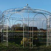 Runder Pavillon