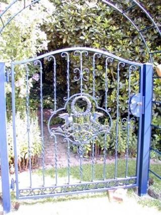 Gartentor Belfast