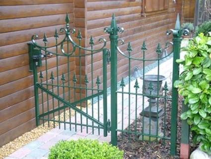 Gartentor Newport